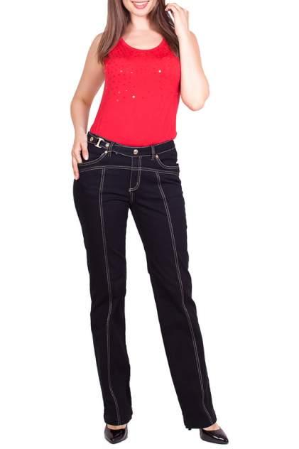 Брюки женские LAFEI-NIER X24657R черные 25 RU