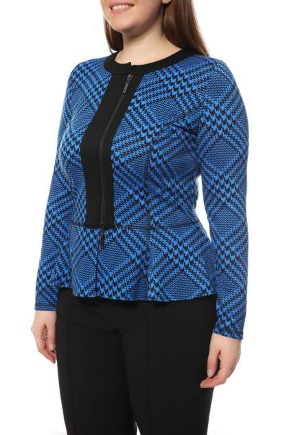 Жакет женский KR 4250 синий 48 RU