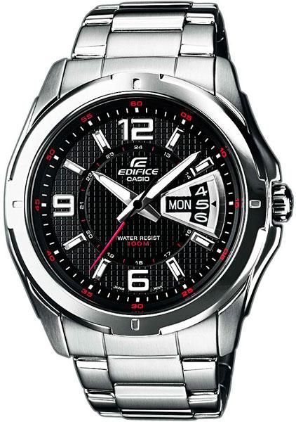 Наручные часы кварцевые мужские Casio Edifice EF-129D-1A