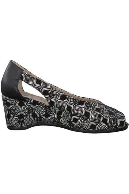 Туфли женские Be natural 8-8-22442-20-008/291 черные 39 RU