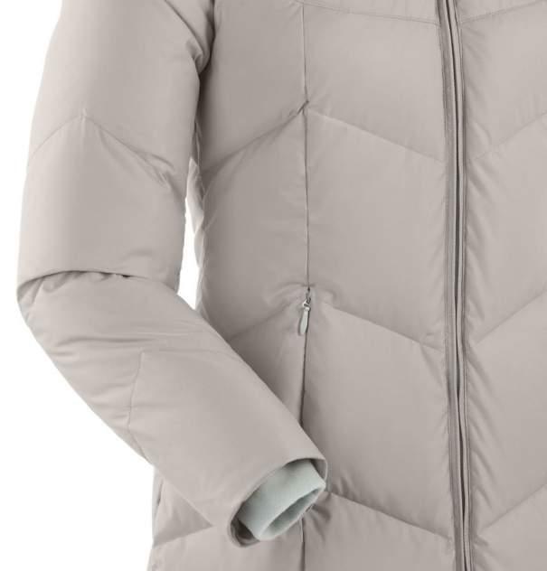 Пуховое пальто  ROUTE V3 4149B-70333-S СЕРЫЙ СВТЛ S