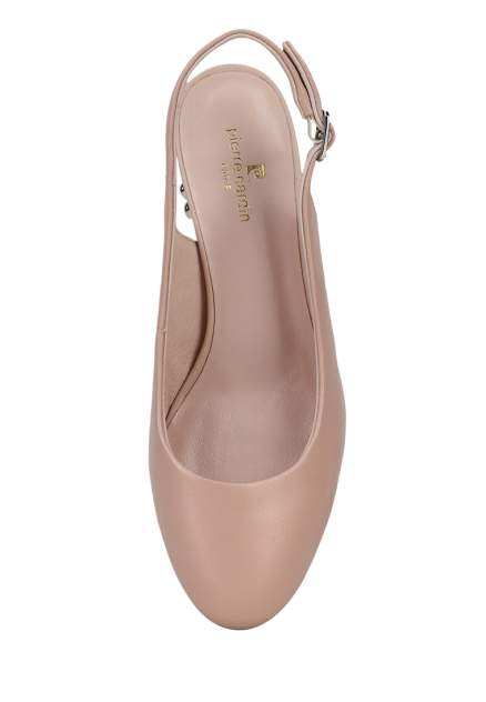 Туфли женские Pierre Cardin 710018018 бежевые 39 RU