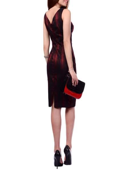 Платье женское FRANCESCA LUCINI F0656-1 черное 42 RU