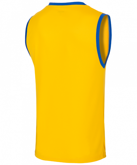 Майка Jogel JBT-1020-TEE-047, желтый/синий, S INT