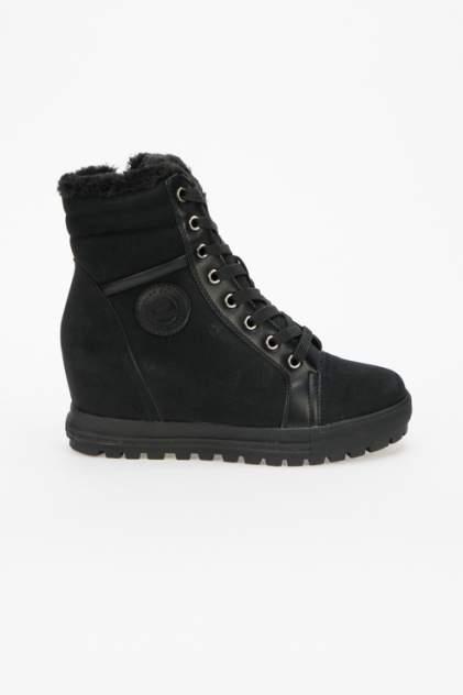 Ботинки женские Keddo 898667/01 черные 37 RU