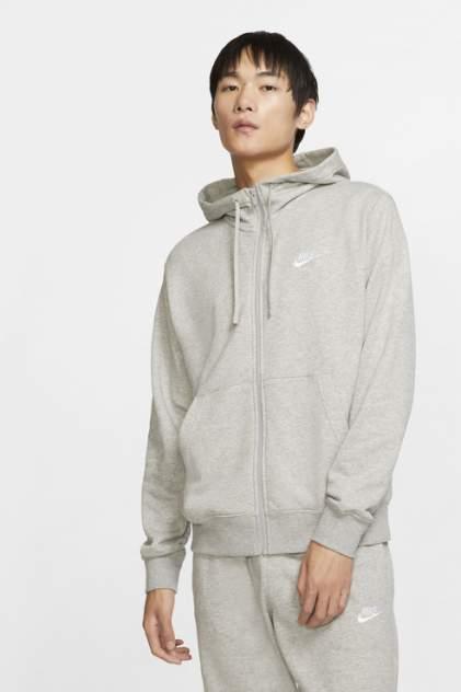 Толстовка мужская Nike BV2648-063 серая L