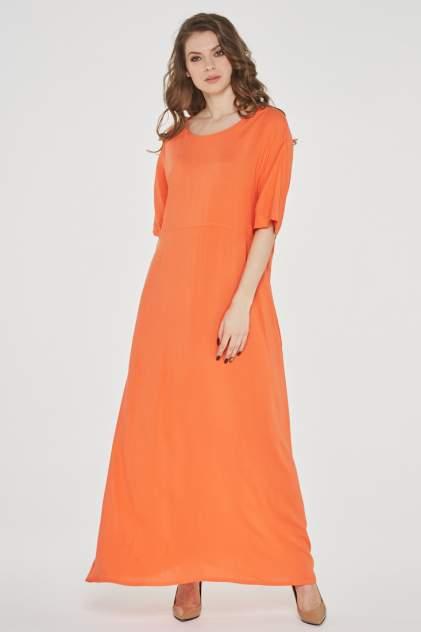 Женское платье VAY 191-3485, оранжевый