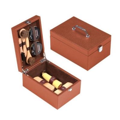 Подарочный набор средств по уходу за обувью Tarrago, TCV16