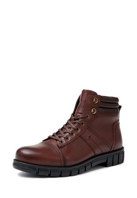 Ботинки мужские Pierre Cardin 26007360 коричневые 43 RU
