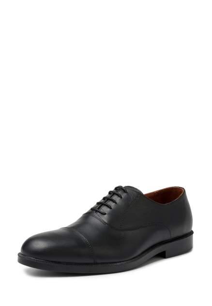 Туфли мужские Alessio Nesca M2118005, черный