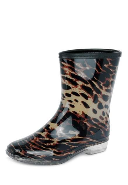 Резиновые сапоги женские T.Taccardi 02207010 черные 37 RU