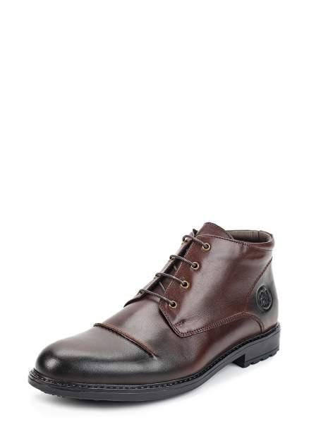 Мужские ботинки Alessio Nesca 26007660, коричневый