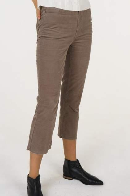 Женские брюки Sela P-315/812-8422, коричневый