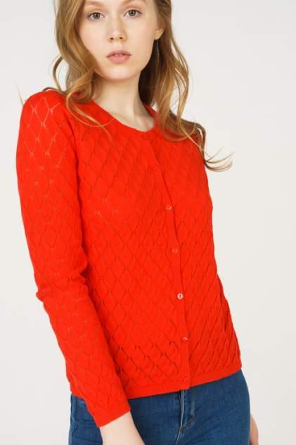 Кардиган женский Vero Moda 10211441, красный