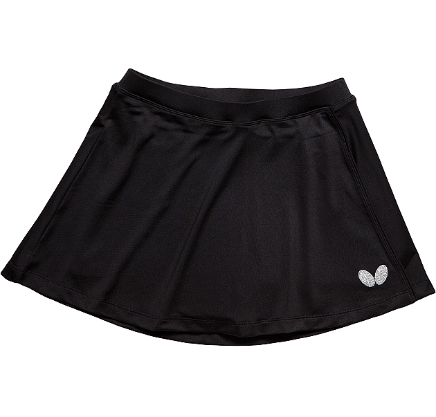 Спортивная юбка Butterfly Chiara, black, XL