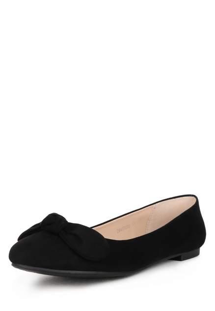Балетки женские T.Taccardi 710018554, черный