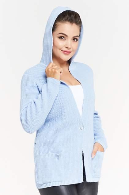 Жакет женский VAY 182-1568 голубой 42 RU