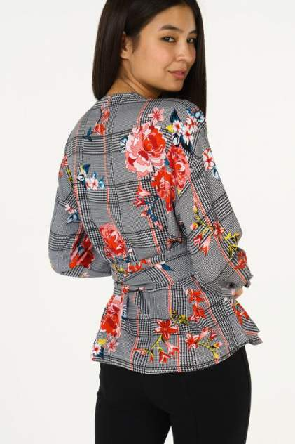 Блуза женская ZARINA 8328114314059 разноцветная 42 RU