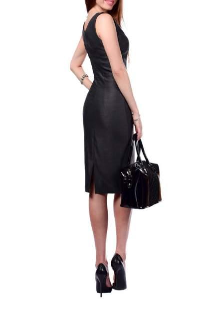 Платье женское FRANCESCA LUCINI F0656-2 серое 42 RU