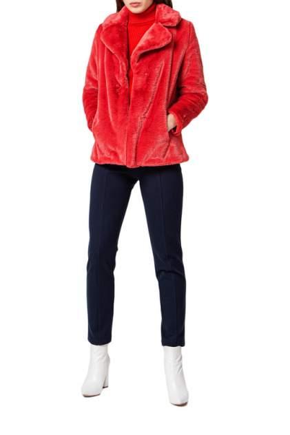 Полушубок женский BGN W20K146 красный 36 FR