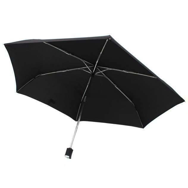 Зонт складной мужской автоматический Flioraj 6080 FJ черный