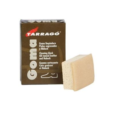 Ластик Tarrago Cleaner Block Nubuck-Oil для сухой чистки жированого нубука и кожи