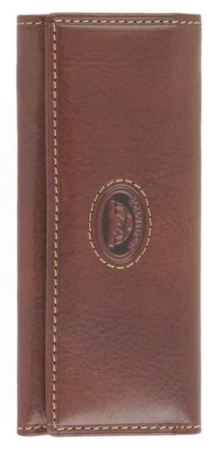 Ключница мужская Tony Perotti 331012 коричневая