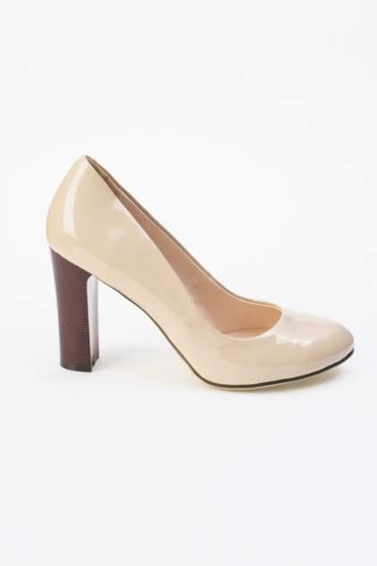 Туфли женские ZENDEN 37-33WB-015DS бежевые 38 RU