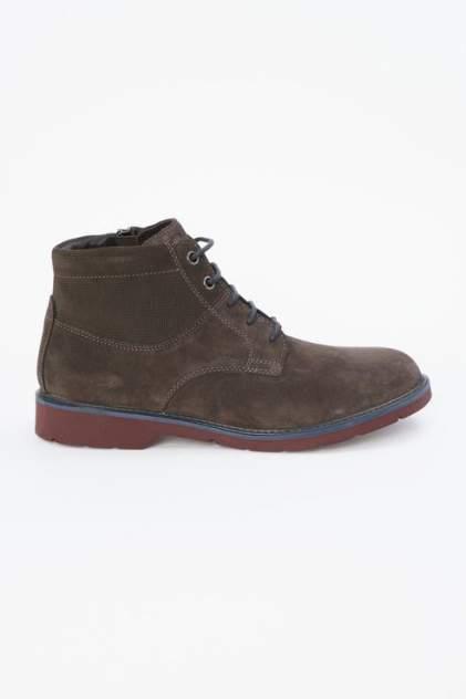 Мужские ботинки GEOX U84L9B/022BS, коричневый