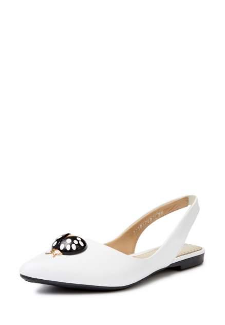 Туфли женские Alessio Nesca 27306780 белые 36 RU