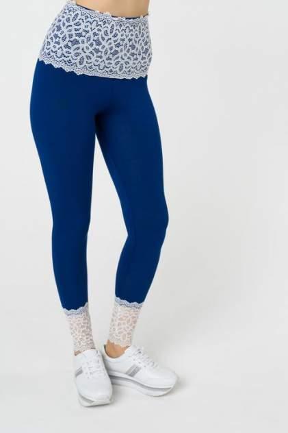Женские спортивные леггинсы Grishko AL - 3444, синий
