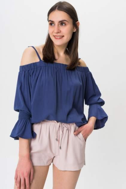 Женская блуза BROADWAY 10158733, синий