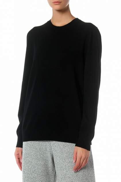 Свитер женский Stefanel BL707UF1222 черный XL