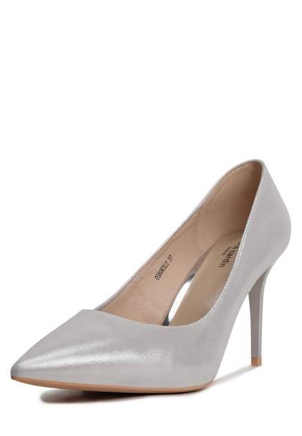 Туфли женские Pierre Cardin 710018172 серебристые 35 RU