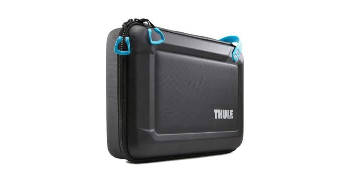 Чехол для видеотехники Thule Legend GoPro Advanced черный/голубой