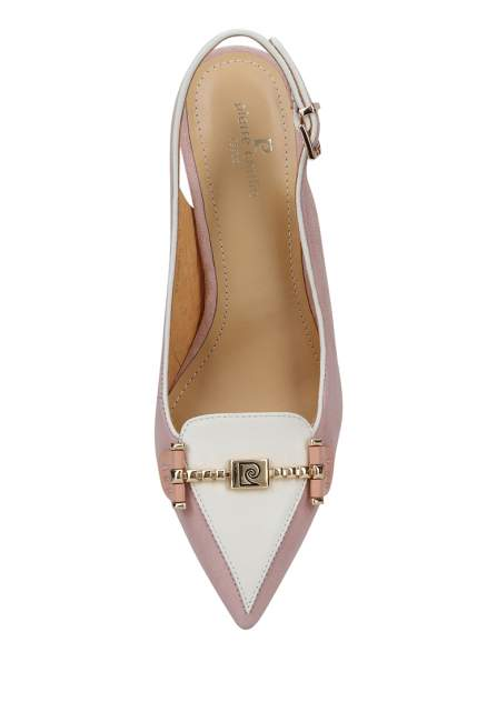 Туфли женские Pierre Cardin 27306870 розовые 35 RU