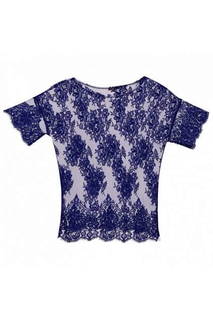 Блуза женская P.A.R.O.S.H. 65978 синяя XL
