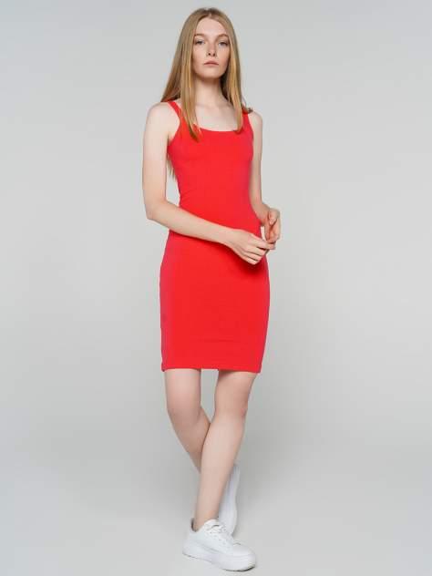Платье-майка женское ТВОЕ 70255 красное XL