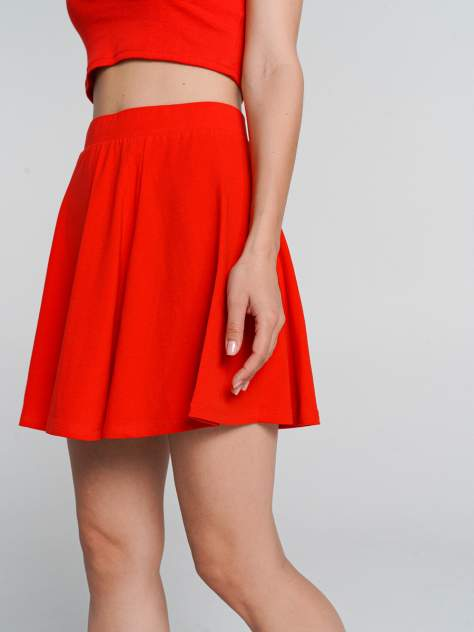 Женская юбка ТВОЕ 70303, красный