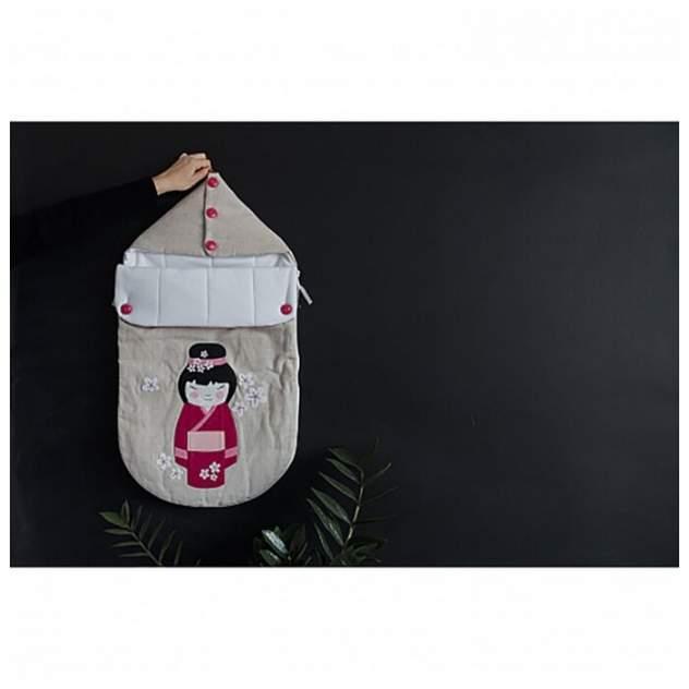 Летний конверт для новорожденного JUNTOSmama Японочка