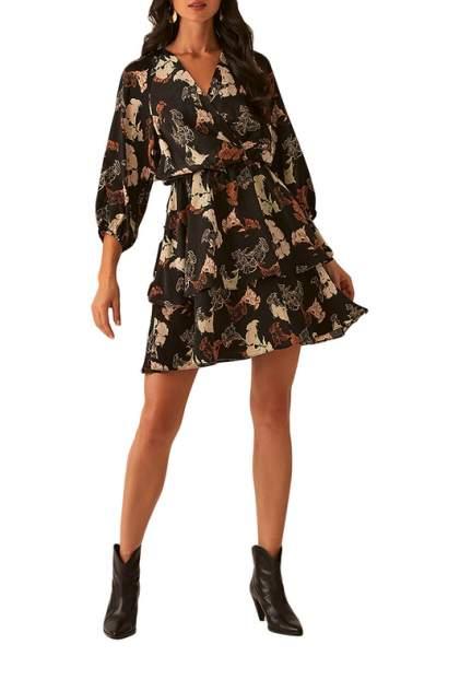 Платье женское LOVE REPUBLIC 256034519 черное 40