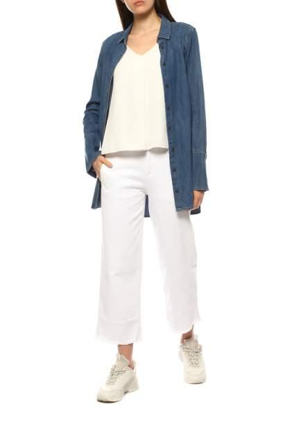 Блуза женская Equipment 5181089 синяя XS