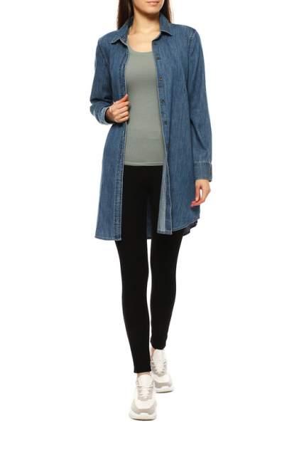 Блуза женская Equipment 5181091 синяя XS