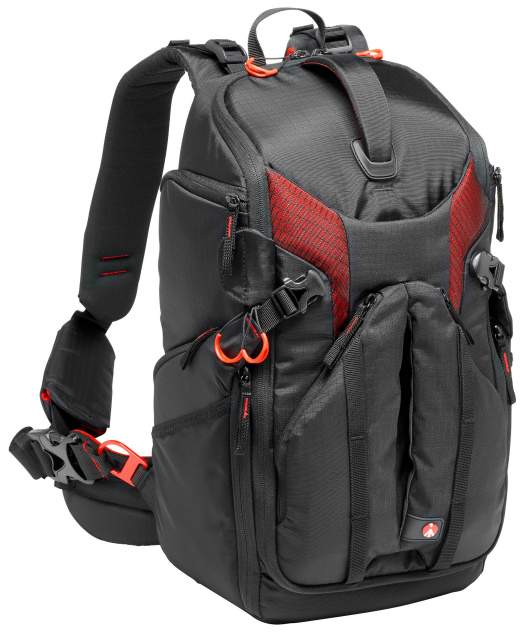 Рюкзак для фототехники Manfrotto Pro Light 26 черный
