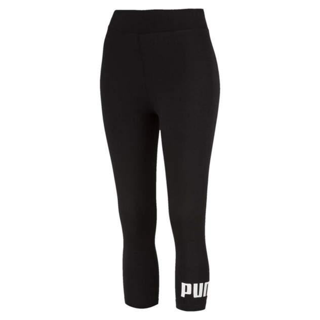 Женские тайтсы PUMA Essential Legging, черный
