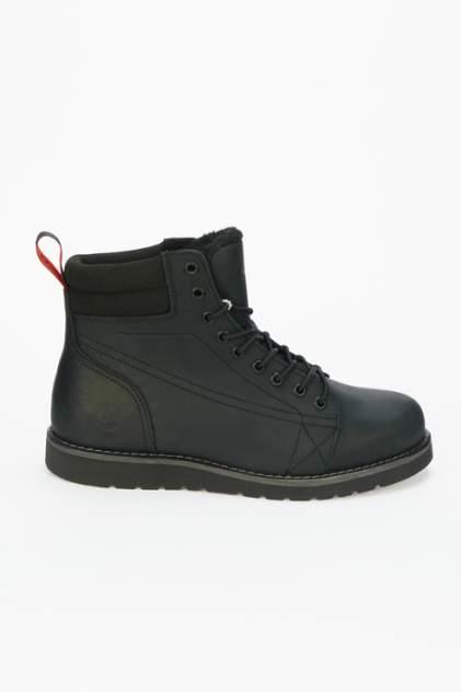 Ботинки мужские Affex 106-KA2 черные 41 RU