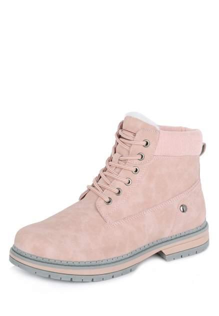 Ботинки женские T.Taccardi 257072G0, розовый