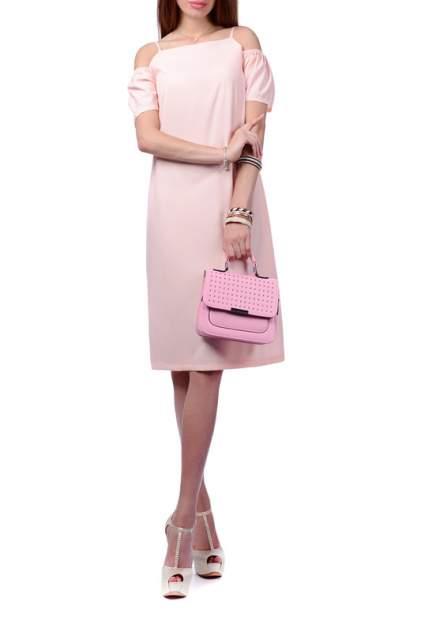 Платье женское FRANCESCA LUCINI F0658-1 розовое 42 RU