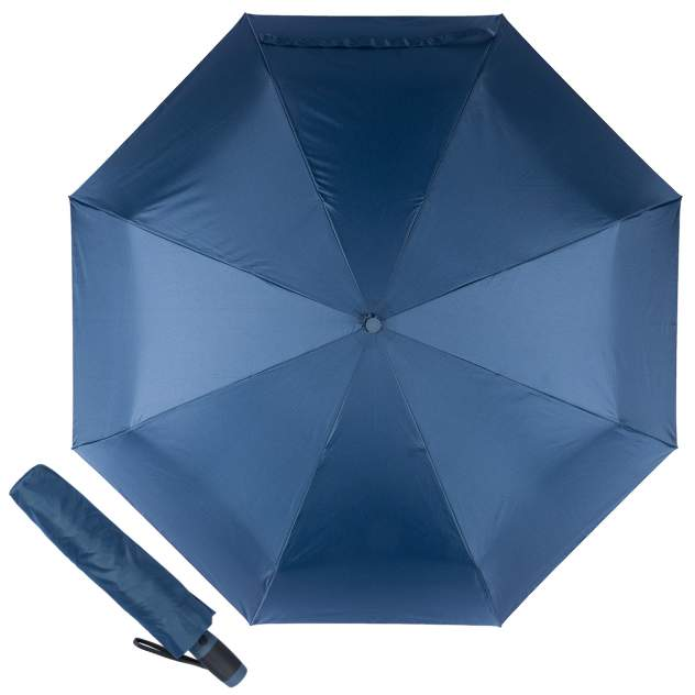 Зонт складной мужской автоматический Baldinini 5601-OC синий