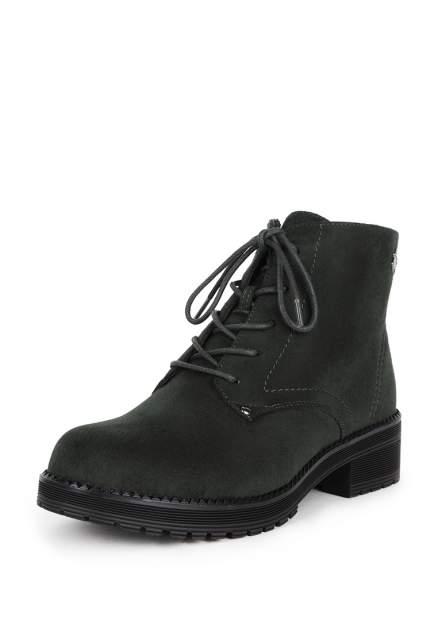 Ботинки женские T.Taccardi 710018580, зеленый